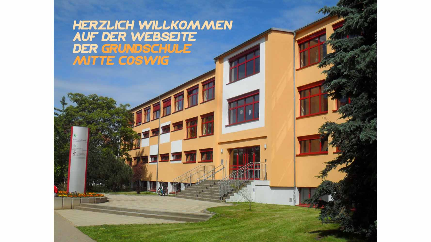 Grundschule Mitte Coswig