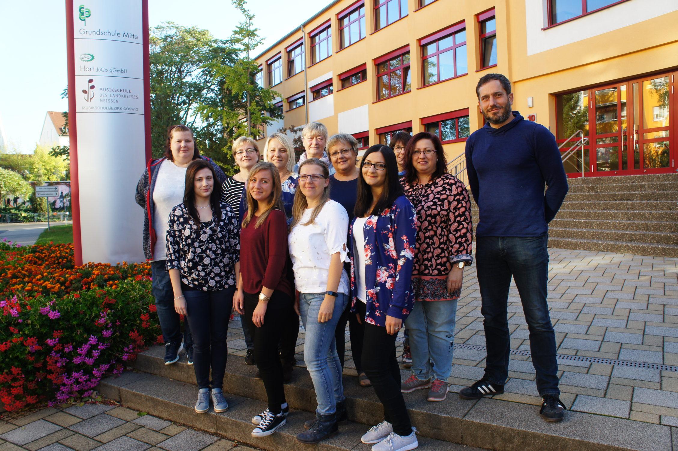Unser Hort-Team 2018